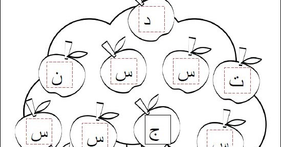 Urdu Alphabets Worksheets With Pictures