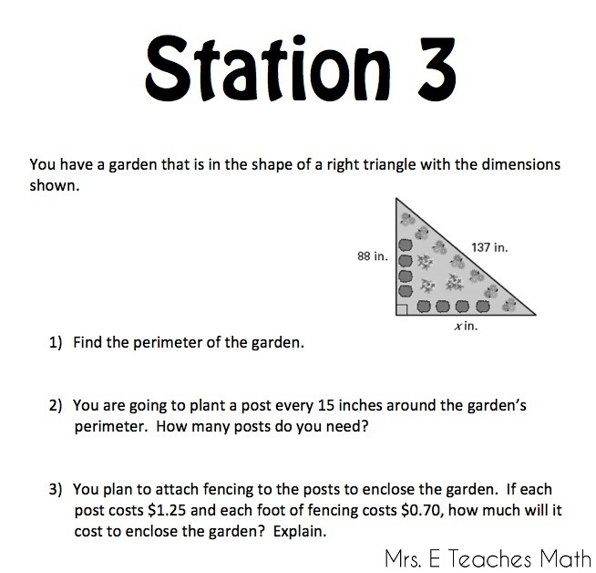 Right Triangle Word Problems Worksheet Math Worksheets