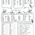Free Printable Worksheets On Nouns
