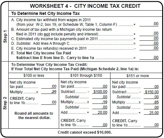 Income Tax Worksheet @ Pitohi49    痞客邦