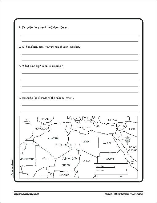 World Geography Worksheets High School Us Map Worksheet Of States