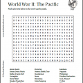 World War 2 Worksheets Pdf