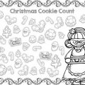 Kindergarten Math Christmas Worksheets