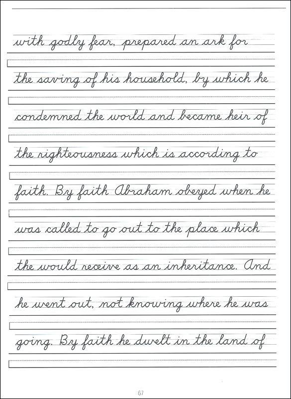 5th Grade Cursive Worksheets Free Fifth Grade Handwriting