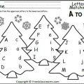 Christmas Worksheets Preschool