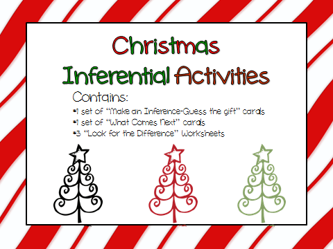 Christmas Inference And Problem