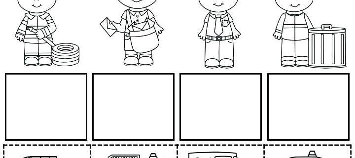 Community Helpers Worksheets Kindergarten Worksheets Social Stu S