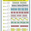 Division Worksheets With Pictures