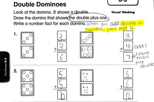 Toddsingleton Net » Owned By A 1st Grade Math Worksheet