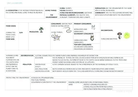 Ecosystem Worksheets Pdf Ecosystems 1 Free Printable Ecosystem