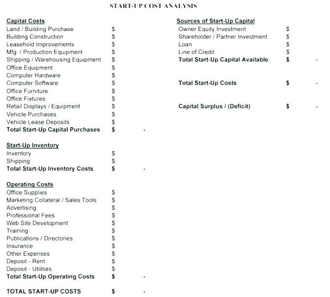 Estate Spreadsheet Template – Horan Info