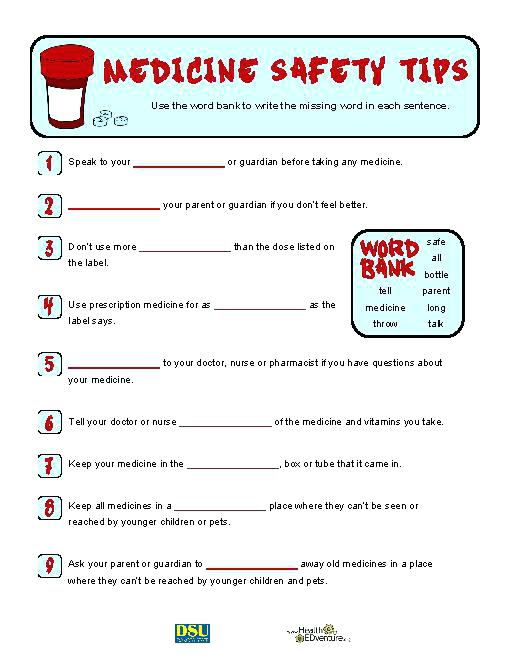 First Aid For Kids Worksheets First Aid Worksheets Worksheet Cloud