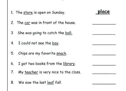 Figurative Language Printable Worksheets Grade Worksheet 2