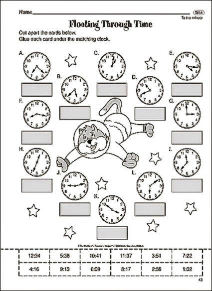 Fun Math Worksheets 3rd Grade For Free
