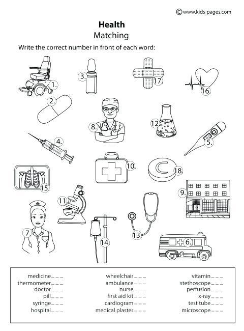 Health Worksheets Healthy Food Worksheets Grade 5 – Myheartbeats Club