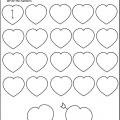 Practice Writing Numbers 1-20 Worksheets
