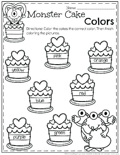 Learning Colours Worksheets – Shoppingforu Club
