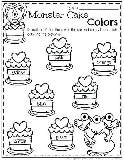Learning Colours Worksheets – Shoppingforu Club