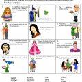 Worksheets On Gender