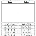Balanced Equations Worksheets 2nd Grade