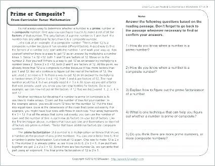 Reading Worksheets Grade 5 Grade Reading Comprehension Worksheets
