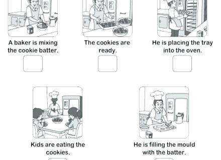 Sequence Story Worksheets Sequencing Events Worksheet Kindergarten