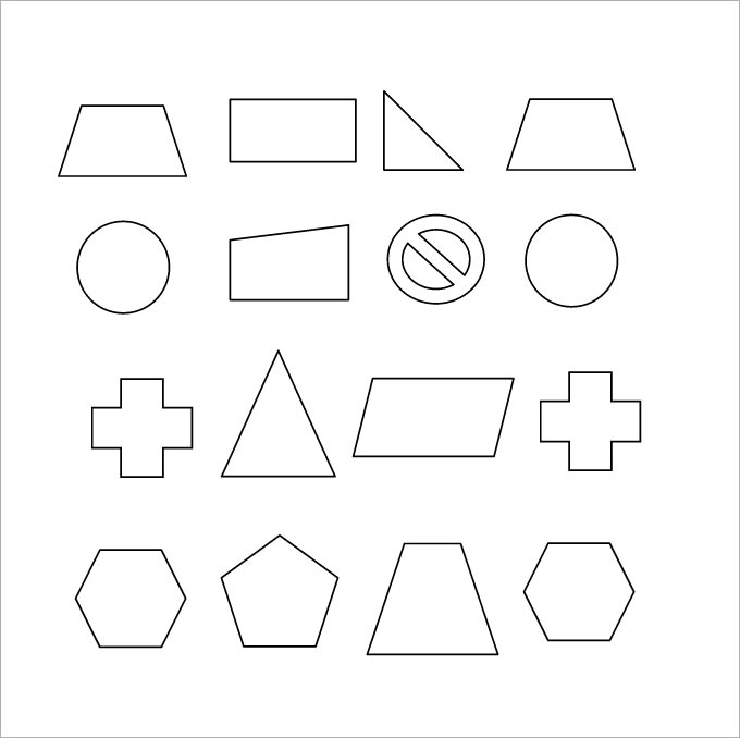 11+ Sample Rotational Symmetry Worksheet Templates