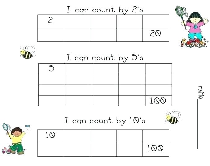 Skip Counting To 1000 Worksheets Skip Counting To 1000 Worksheets