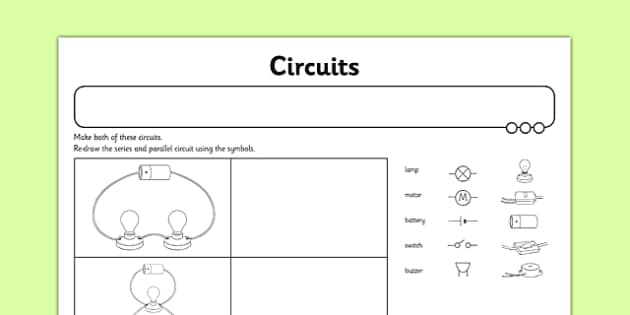 Circuit Diagram Ks2