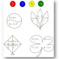 Mental Subtraction Worksheets