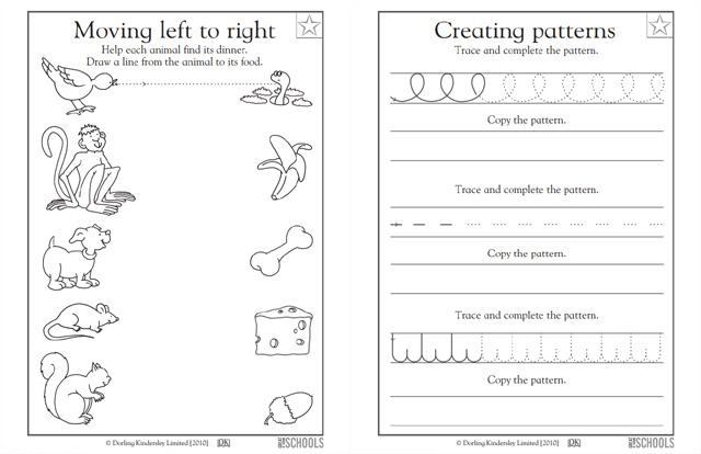 Develop Fine Motor Skills With These Free Pre