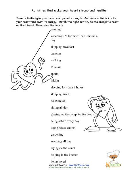 Printables  Physical Education Worksheets For Middle School