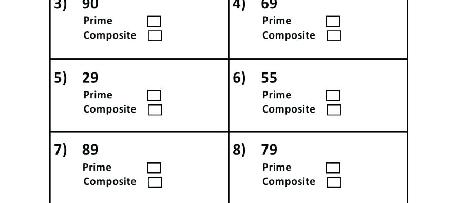 4th Grade Math Worksheets With Answer Key Collection Of Free