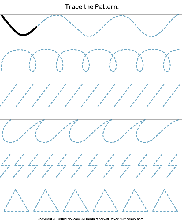 Trace The Pattern