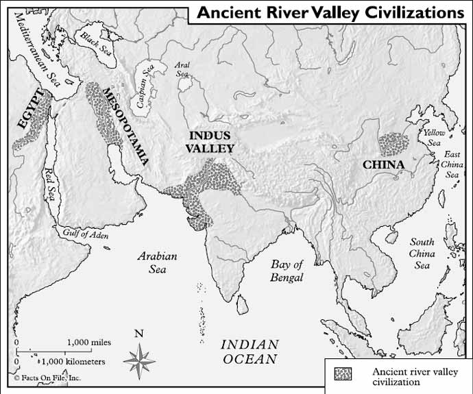 Chaney, Charlette   Unit 2  River Valley Civilizations