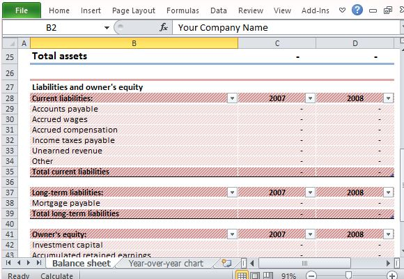 Printables  Assets And Liabilities Worksheet Excel