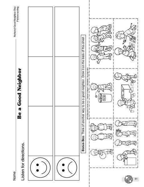 School Rules Worksheet (1)