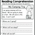 Family Worksheets For Grade 2