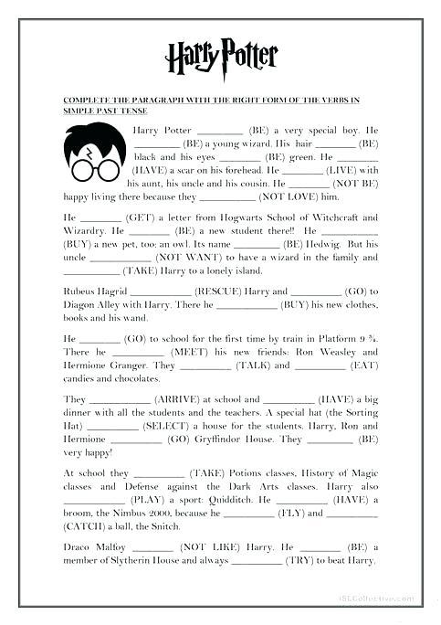 Esl Past Tense Worksheets Simple Verb Worksheets Esl Present Tense