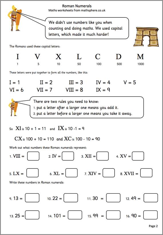 Mathsphere Free Sample Maths Worksheets …