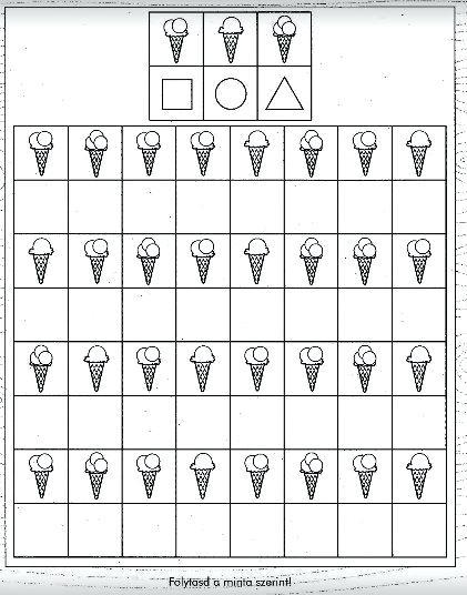 Figure Ground Worksheets – Myclothdiapers Info