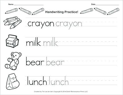 Free Cursive Alphabet Worksheets Free Handwriting Worksheets For