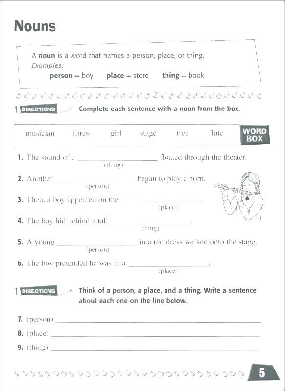 Free English Worksheets For Grade 1 Grade Free English Worksheets