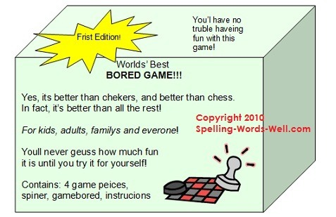 Free Teacher Worksheets Offer Fun Spelling Practice!