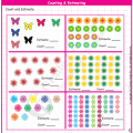 Counting Worksheets Grade 1