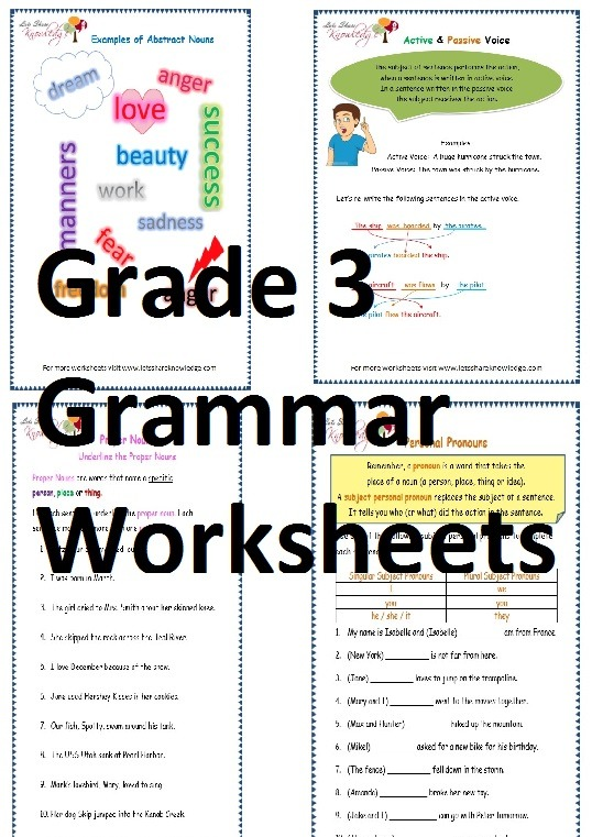 Grade 3 English Worksheets Gas Laws Worksheet Animal And Plant
