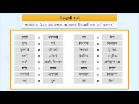 Marathi Grammar Video  Understand Marathi Grammar In An Easy Way