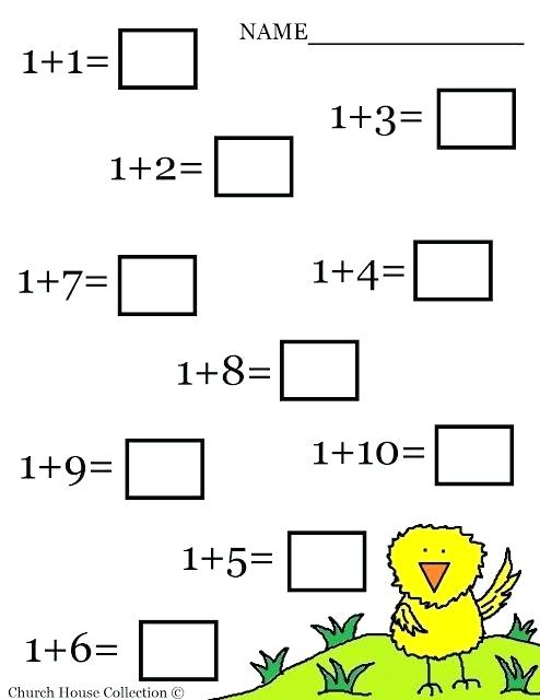 Kg2 Math Worksheets – Eventai Co