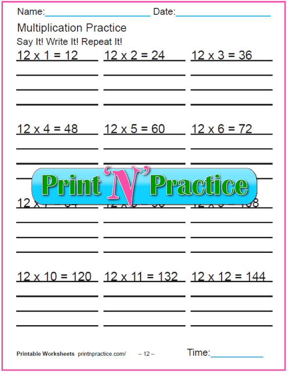 Interactive Worksheets  File Pdf, Type, And Print Or Save