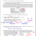 Universal Gravitation Worksheets Answers